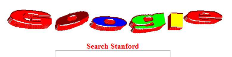 old school google logo